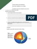 Guía de Estudio Ciencias Naturales 4º