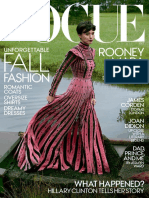 Vogue USA October 2017