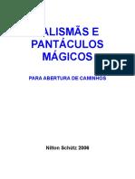 TALISMÃS E PANTÁCULOS MÁGICOS.doc