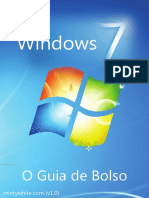 Windows 7 Pocket Guide Mintywhite PT