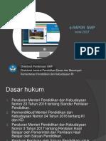 e-rapor smp
