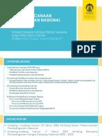 02 - Sistem Perencanaan Pembangunan Nasional