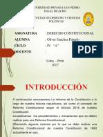 Reforma Constitucional - 2