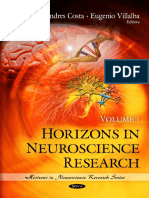 Costa (2010) - Horizons in Neuroscience Research