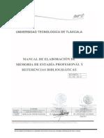 Manual_memoria Estadia Profesional 2017