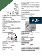Simulado PMBA 1 - Prova Ibfc