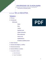ETICA Temario Examen I