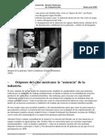 Breve Desarrollo Historico Estructural de La Industria Mexicana de Cine
