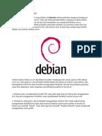 Cara Install Debian Server 8