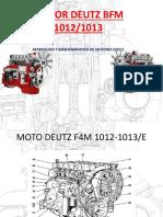 9 Curso Reparação e Manutenção Motores Deutz 1012 1013 Bfm