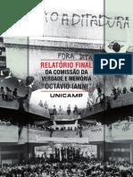 Comissão Da Verdade e Memória - Relatório Final