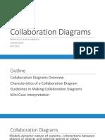 Collaboration Diagrams MIT202A
