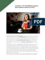 Cristina Martín Jiménez_El Club Bilderberg Quiere Imponer Un Gobierno Global en Manos Privadas