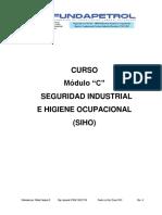 Modulo C Supervisorio SIHO. Guía del Participante