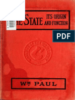 State Its Origin Fu 00 Paul