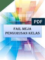 Cover Fail Meja