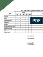 2.1.4.5 Buki Tindak Lanjut Monitoring