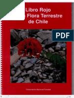 Libro Rojo de La Flora Terrestre de Chile