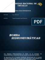 Bomba Hidroneumático