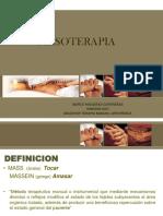 Clase 2 - Masoterapia 2016