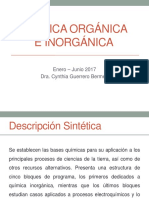 Química Orgánica e Inorgánica_Unidad I_Febrero 2017.pptx