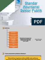 Ppt Sektor Publik Standar Akuntansi Sektor Publik1 170729041338