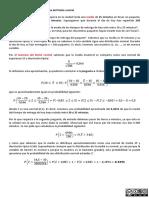 4 Ejemplo de Aplicación Del Teorema Del Límite Central