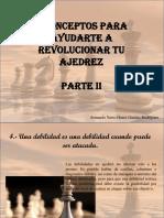 Armando Nerio Hanoi Guédez Rodríguez - 7 Conceptos Para Ayudarte a Revolucionar Tu Ajedrez, Parte II
