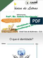 Identidade e Ensino-Aprendizagem de Línguas