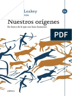 Nuestros Origenes - Richard E. Leaky - Capitulo v Resaltado