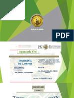 Dg- Cap. III-seño Geométrico en Planta, Perfil y Sección Transversal