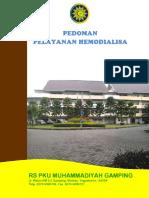 Pedoman Pelayanan Hemodialisa, Pkug