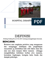 Hospital Disaster Plan Mitra