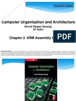 Chapter 04 ARM Assembly