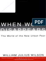Sesion 2 - Julius - When Work Disappears the World of the New Urban Poor.en.Es