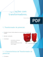Transformador TP e TC