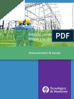 Costos Asociados a Los Sistemas de Almacenamiento de Energía