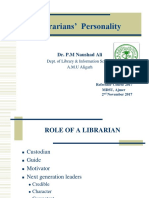 2-11-2017 Lect  IV  Personality development-Librarians.ppt