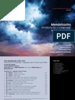 John Eliot Gardiner - Mendelssohn - Symphony No. 2 Lobgesang - (LSO-Live, 2017)