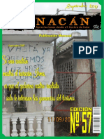 Revista Nacan # 57