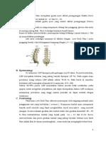 Definisi Low Back Pain Dan Ischialgia