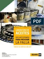 Oferta Servicios Lab S-O-S 2017