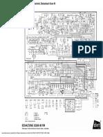 Schematic, Schema,Schaltplan DNT scan 40 cb radio