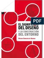 Preview of El Significado Del Dise o y La Construcci n Del Entorno
