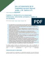 La Colposcopia y El Tratamiento de La Neoplasia Intraepitelial Cervical
