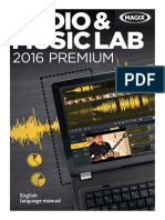 Audio Music Lab 2016 en PDF