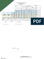 Form Laporan Pamstbm (Blanko)