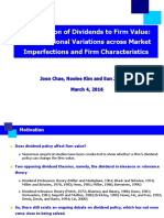 Contribution of Dividends to Firm Value Cetak