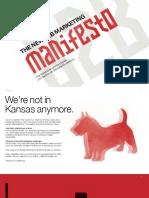 B2B Marketing Manifesto ExportHub