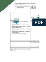 SOP Monitoring Kesesuaian Proses Pelaksanaan Program Kegiatan Ukm